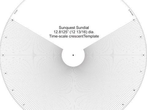 Build a Sunquest Sundial – Sunquest